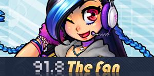 91.8 the Fan